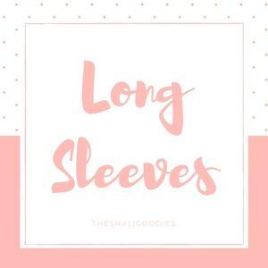 Tops - LONG SLEEVES (Tops)